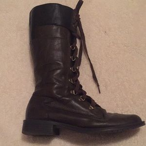 Aerosoles Brown Leather Boots